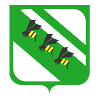 Killer Bees Insignia, Old by Viereth