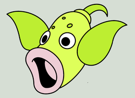 Shiny Weepinbell