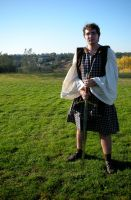 Brian Kilted by Jshei
