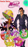 Winx Club S3 Episode 18 The Museum of Magic by fenixfairy