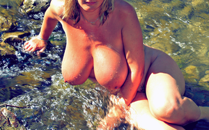 in the river 2 by HannaD69
