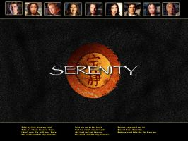 Serenity Desktop by mosherman