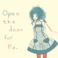 open the door by LolitaLa