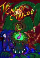 The Call of C'thuloo by mad-lycan