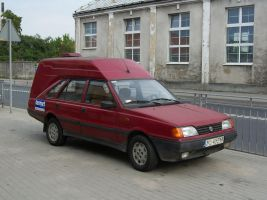 Polonez Van by Abrimaal