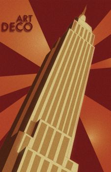 Empire State Building by DaneAlex