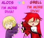 Alois vs Grell by Nisai
