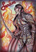 Feanor by ulusa