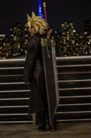 Cloud Strife! by sosupereffective