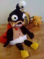 Puppet: Futurama's Nibbler by randomproxy
