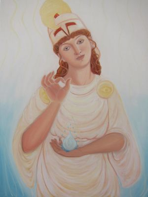 Judgment of Paris: Athena