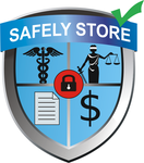 Safely Store Logo by bananas-web