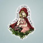 Little Red Riding Hood by pluww