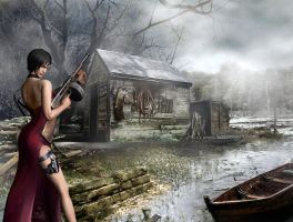 Ada Wong by Trial911