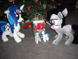Octavia's Hearth's Warming present by SniperTeam4
