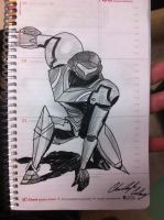 Samus (Other M) sketch by thelinkleonxkennedy2