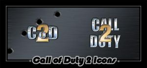 Call of Duty 2 icons by sgraves