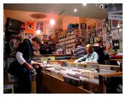 My Favourite Record Store by recklesslibertine