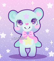 Moon Bear by Miss-Glitter