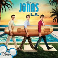 CD' Jonas Brothers- Jonas L.A by Martha-JB
