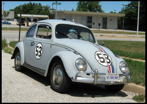 Herbie.....is that you? by V-W-M
