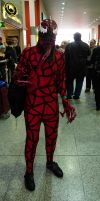 MCM Expo May 2014 103 - Carnage by cosmicnut