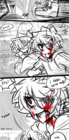 [Doodle Comic] Crycest, Everlasting AU by Nadi-Chan