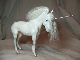 """Verse""  ooak Unicorn by AmandaKathryn"