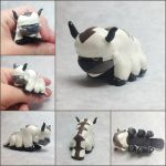 Appa Sculpture by LeiliaClay
