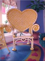 Minnie's Chair by WDWParksGal-Stock