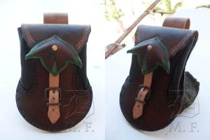 Elven Purse by Dunkeljorm