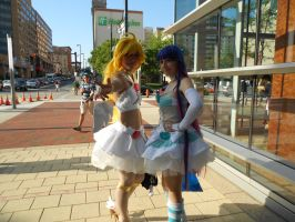 Otakon 2012 - Panty and Stocking Cosplay by Angel1224