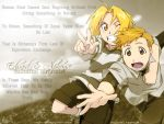 Edward and Alphonse by Edward-Elric-FMA