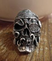 Pirate Skullring by SimonSaysBaka