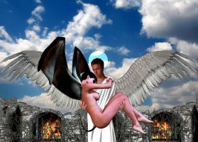 Heaven and Hell by Morkos