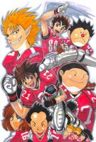 eyeshield 21 GO by FangXion
