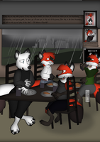 A Day Like This (Lunch Date Remake) by The-Freezer-Fox