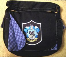 Ravenclaw Bag_Patch Style 2 by Groovygirlsuzy17