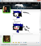 Fun with MSN by Raubvogel