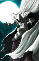 Moon Knight by carstenbiernat