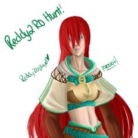 Reddy to be Hunter by GoodRejects