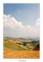 Tuscany Landscape 3 by Geert1845