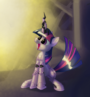 Operator of harmony by Underpable