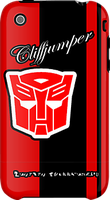 TFA Cliffjumper iPhone by autobotchari