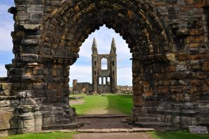 St. Andrews Cathedral by artismagica
