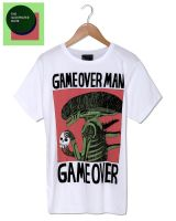 Game Over - Tshirt Design by Teagle