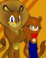 RQ: Alex and Savanna by ss2sonic