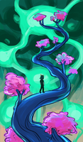 Tree of Thoughts by tomato-bird