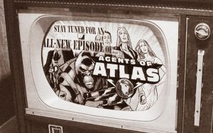 Agents of Atlas - 50's TV Show by AvengersAssemble
