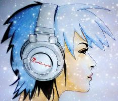 In the world of music by Madhurupa